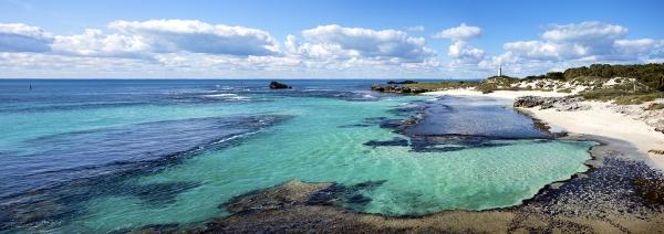 Jason Mazur - 'The Basin at Low Tide, Rottnest Island 027'