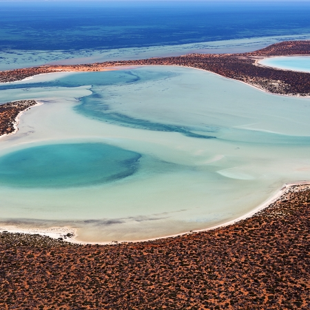 Jason Mazur - 'Big Lagoon, Shark Bay 011'