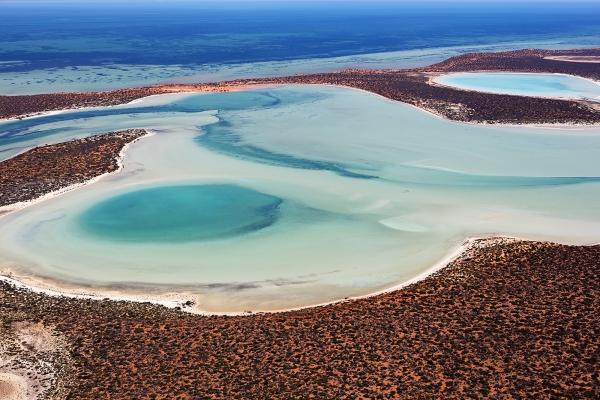 Jason Mazur - 'Big Lagoon, Shark Bay 011'