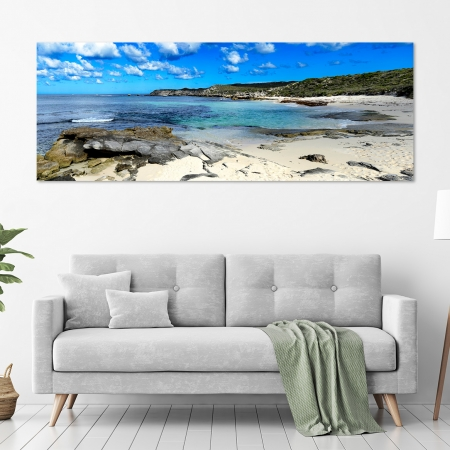Jason Mazur - 'Strickland Bay, Rottnest Island 016' in a room