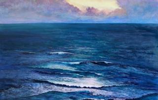 Lindy Midalia - 'Across The Ocean Light'