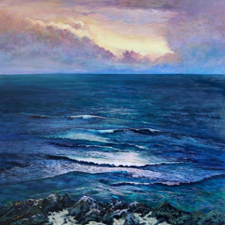 Lindy Midalia - 'Across The Ocean Light'