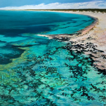 Lindy Midalia - 'Across The Reef'