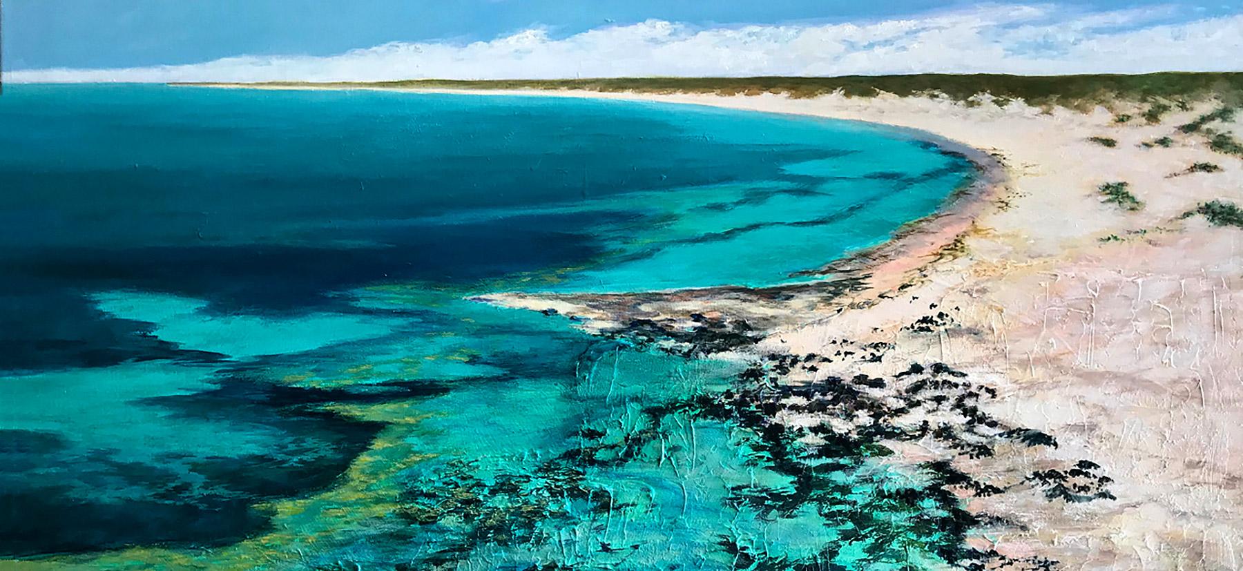 Lindy Midalia - 'Across The Reef' Bio Page