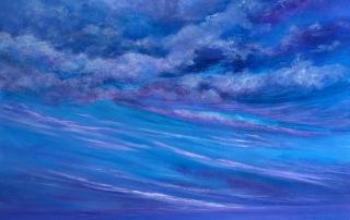 Lindy Midalia - 'Cloud Dreaming'