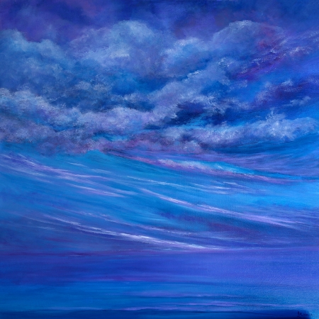 Lindy Midalia - 'Cloud Dreaming'