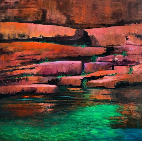 Lindy Midalia - 'Northern Magic'