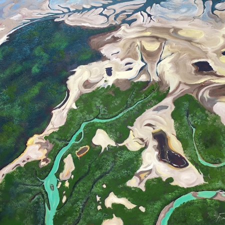Steve Freestone 'Buccaneer Archipelago Aerial 1'