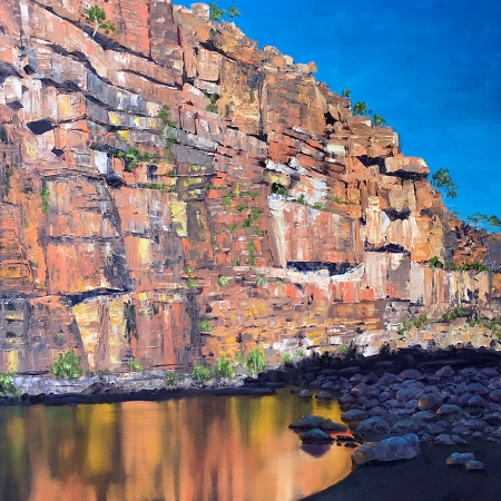 Steve Freestone - 'Chamberlain Gorge, El Questro'