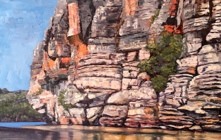 Steve Freestone - 'Geikie Gorge I, Kimberley Region'