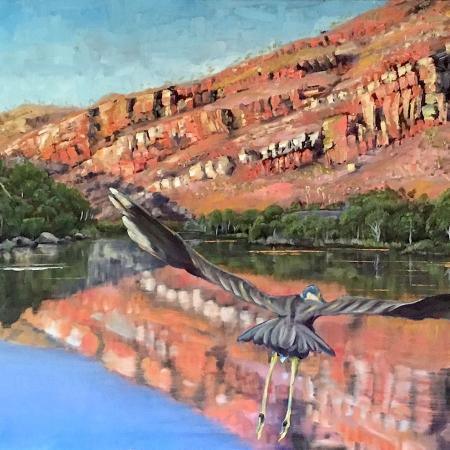 Steve Freestone - 'Ord River, Kimberley'