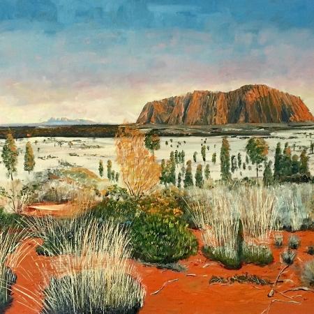 Steve Freestone - 'Uluru II'