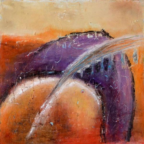 Gillian Roulston - 'Bridge Over The Gulf'