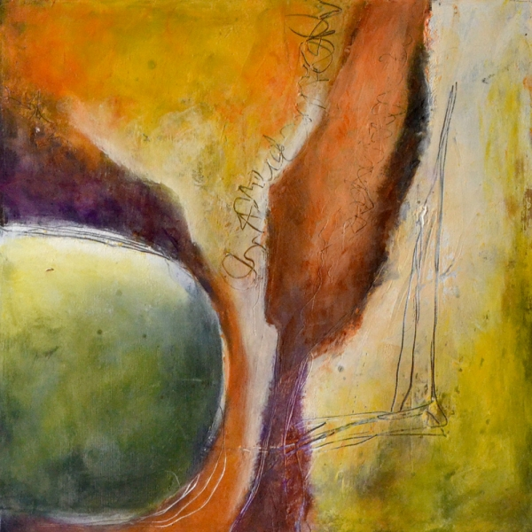 Gillian Roulston - 'Edge Of The Lake'