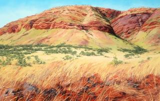 Jana Vodesil-Baruffi - 'King Leopold Range'