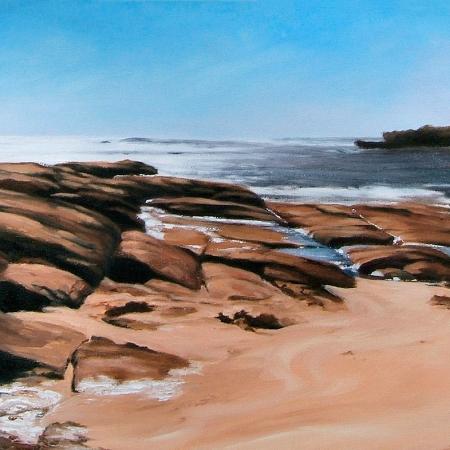 Jana Vodesil-Baruffi - 'Prevelly Beach'