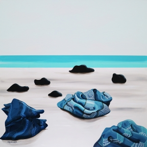 FABRIC(found) SCAPES – Jaqueline Burgess