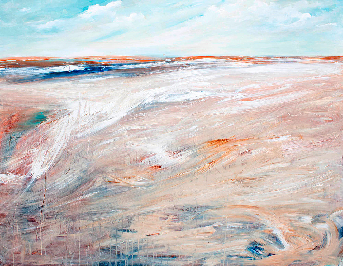 Tania Chanter - 'Wandering Tide'
