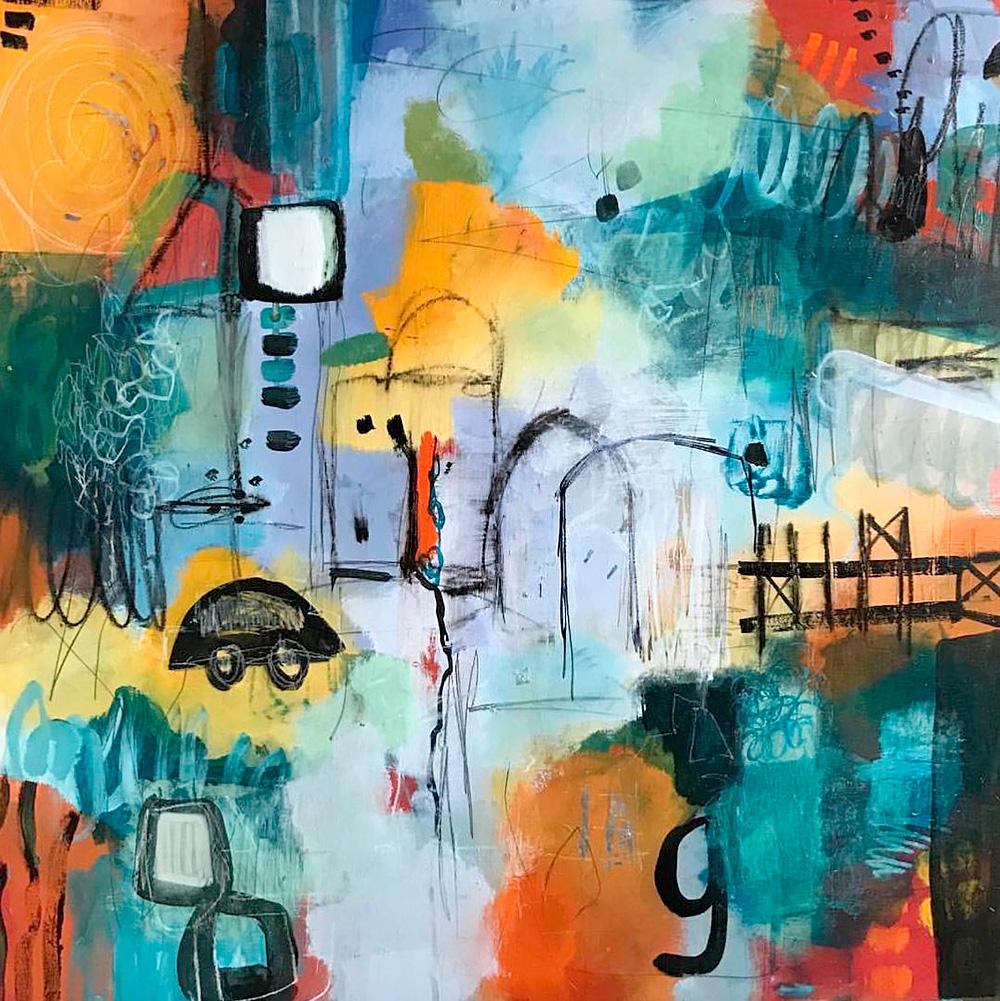 Ann Neagle - 'City Lights'