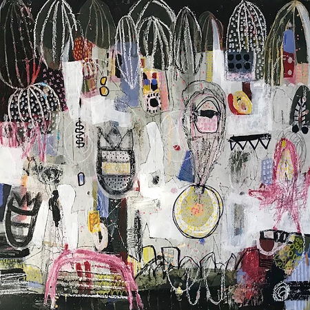 Ann Neagle - 'Fairground At Night'