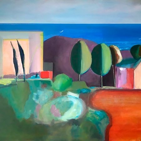 Ann Neagle - 'From The Balcony'