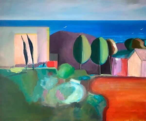 Ann Neagle - 'From The Balcony'