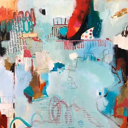 Ann Neagle - 'Just Cruising'