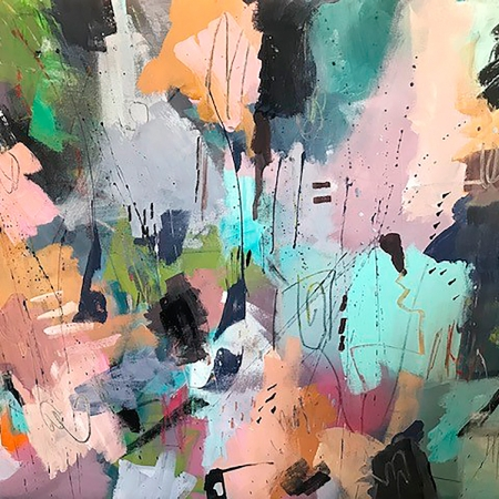 Ann Neagle - 'Levender Mist'