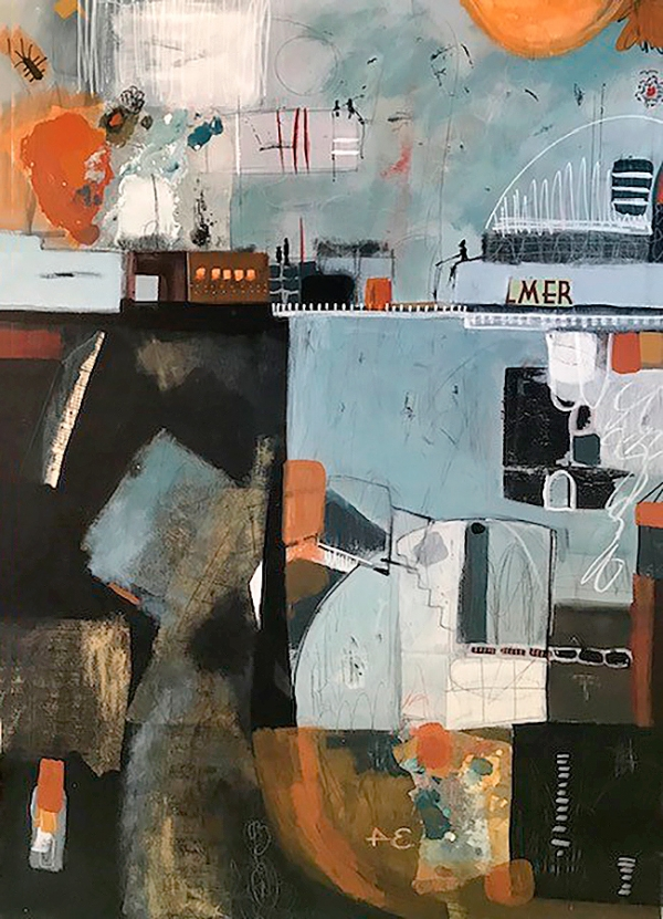 Ann Neagle - 'Underground'