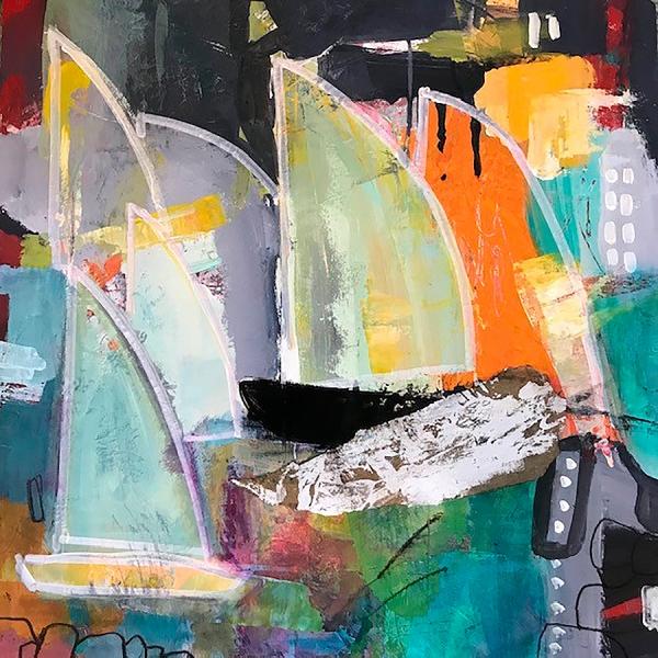 Ann Neagle - 'We Sail Again'