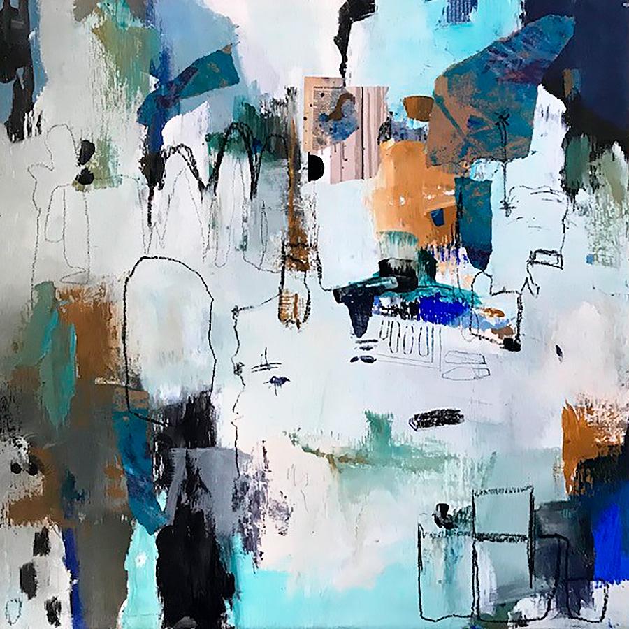 Ann Neagle - 'What The Sea Saw'