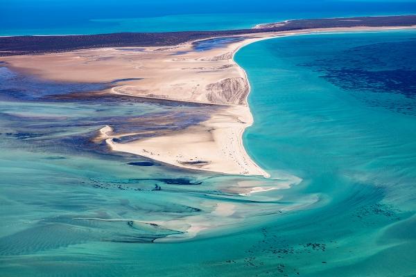 Jason Mazur - 'Shark Bay Aerial 081'