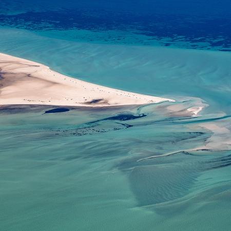 Jason Mazur - 'Shark Bay Aerial 088'