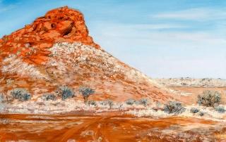 Lynne Boladeras - 'Thring Rock'