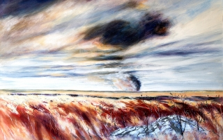 Lynne Boladeras - 'Rightway Burning'
