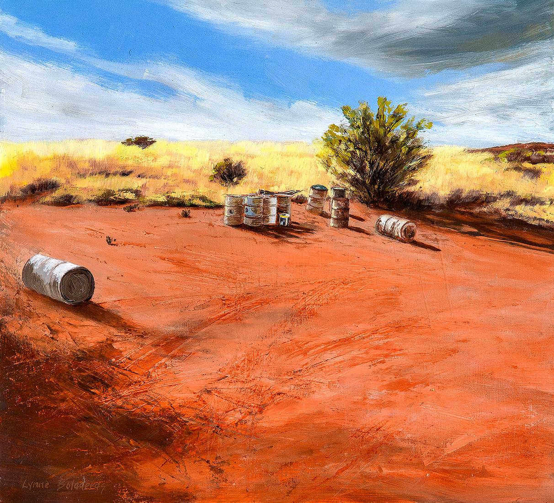 Lynne Boladeras - 'The Dump'