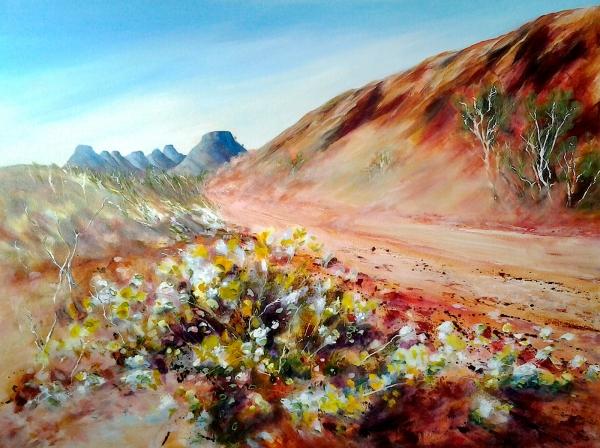 Lynne Boladeras - 'Through Shay Gap'