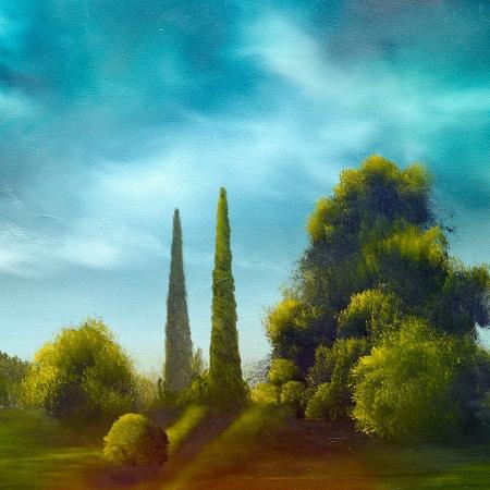 Elaine Green - 'Green Paradise'