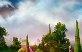 Elaine Green - 'Pink Paradise'