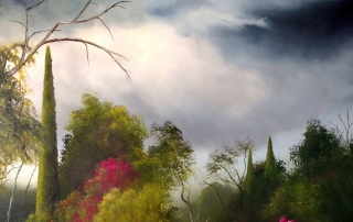 Elaine Green - 'Twilight Storm'