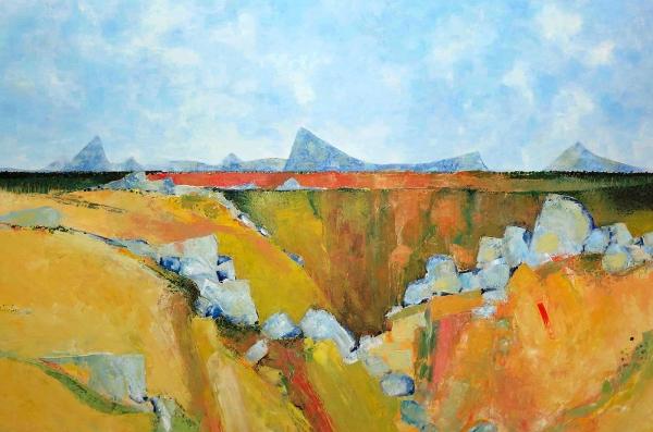 John Graham - 'Australian Landscape'