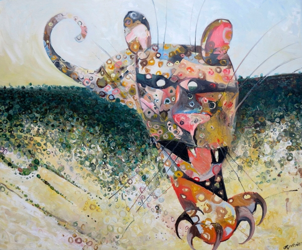 John Graham - 'Feral Landscape'