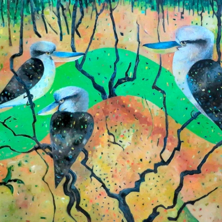 John Graham - 'Kookaburra Creek'
