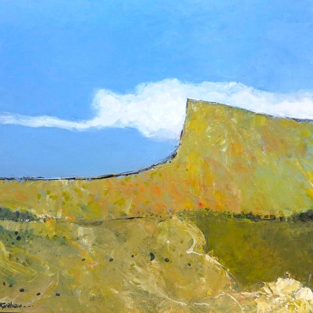John Graham - 'Landscape With Bluff'