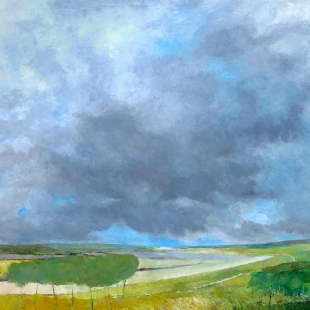 John Graham - 'Peninsula Landscape'
