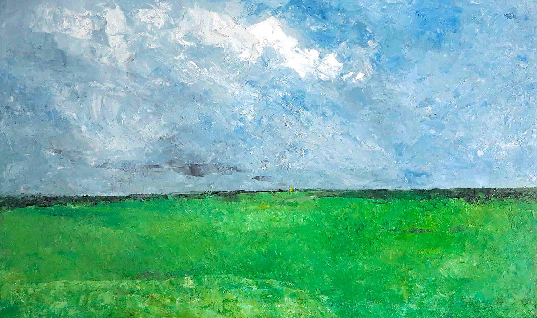 John Graham - 'Spring Meadows'