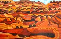 John Graham - 'Striped Hills'