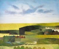 John Graham - 'Summer - Abstracted Landscape'