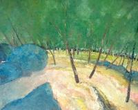 John Graham - 'You Yangs Landscape Number II'