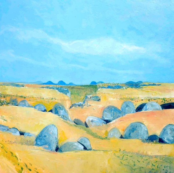 John Graham - 'You Yangs Rocks'